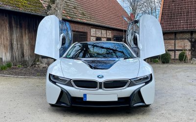 BMW i8 Pure Impulse 1