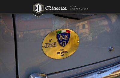 Fiat 1100 Speciale 103G 3