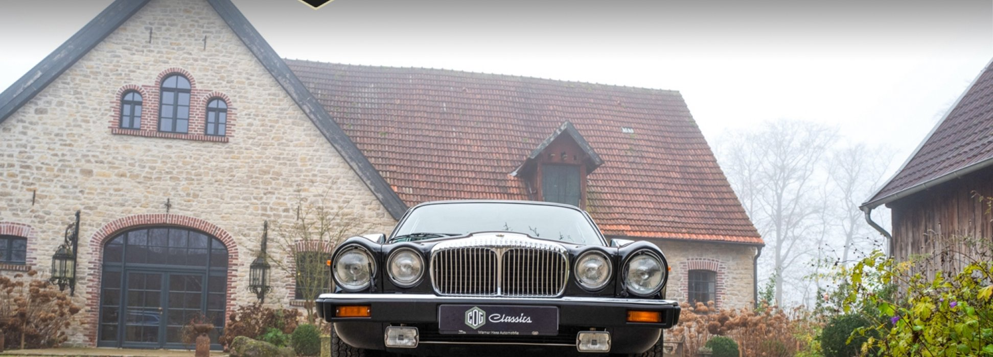 Jaguar Daimler Double Six 3