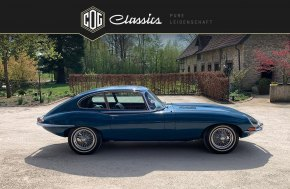 Jaguar E-Type Serie1 8