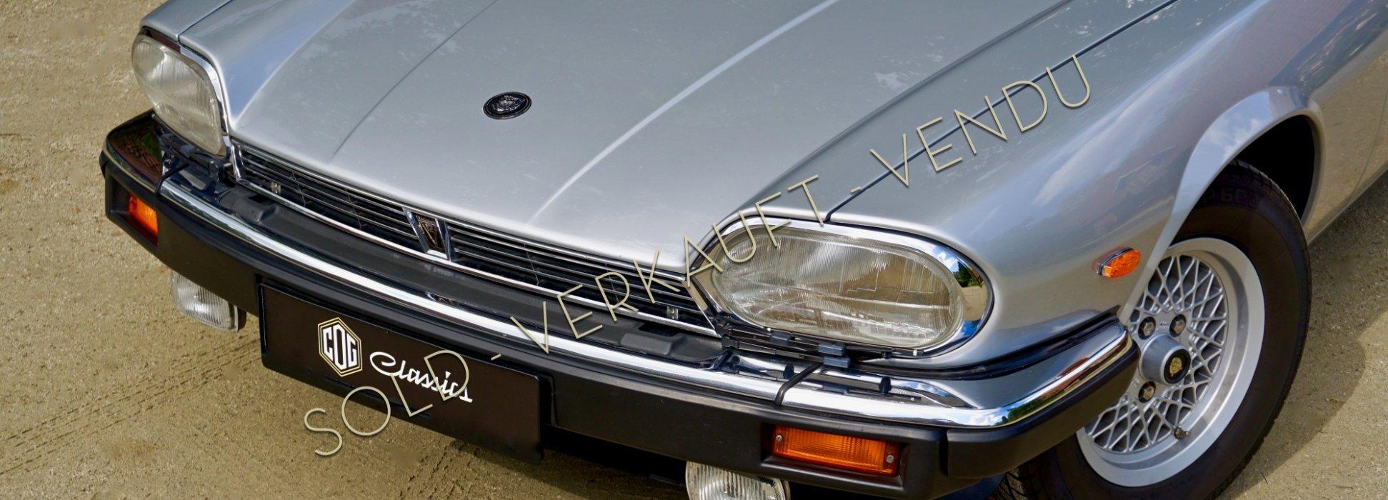 jaguar xjs v12 convertible deutsches fahrzeug verkauft