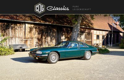 Jaguar XJS V12 5.3 Convertible 0