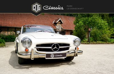 Mercedes-Benz 190 SL 3