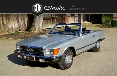 Mercedes-Benz SL 280 R107 0