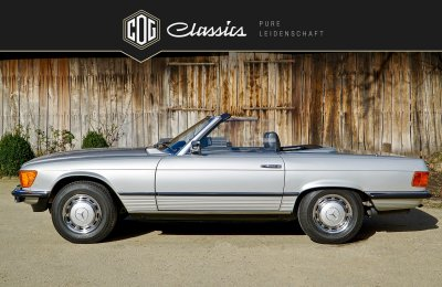 Mercedes-Benz SL 280 R107 1