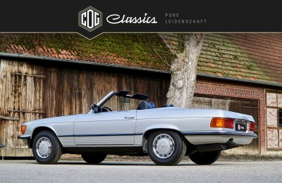 Mercedes-Benz SL 280 R107 2