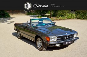 Mercedes-Benz SL 380 R107 8