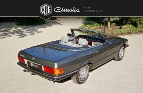 Mercedes-Benz SL 380 R107 25
