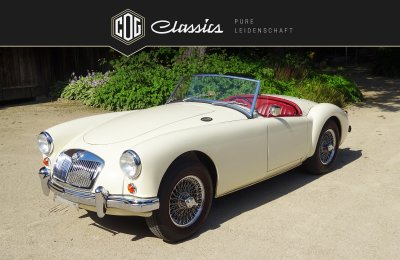 MG MGA 1500 Roadster 0