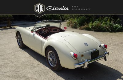 MG MGA 1500 Roadster 2