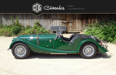 Morgan Plus 8 Roadster 1